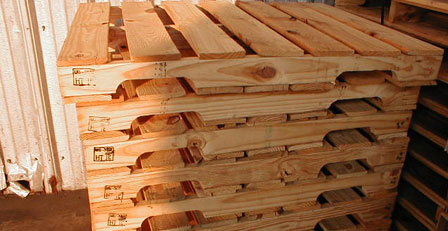 Heat treated Export Pallet